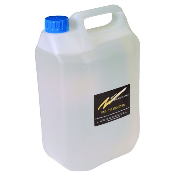 Acetone Nail Tip Remover 5 Litre - Clear
