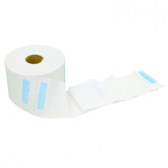 Disposable Elastic Paper Collar (5 x Rolls)