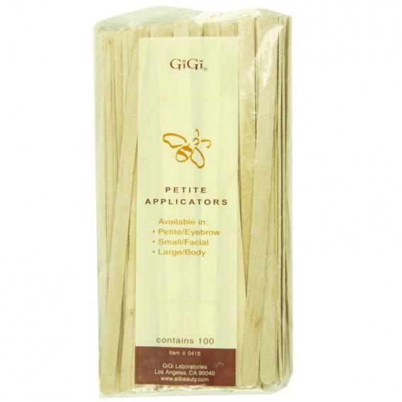 GiGi Accu Edge Spatulas - Small 100 Pack