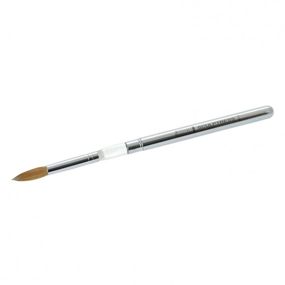The Edge No.10 Sculptress Round Acrylic Brush