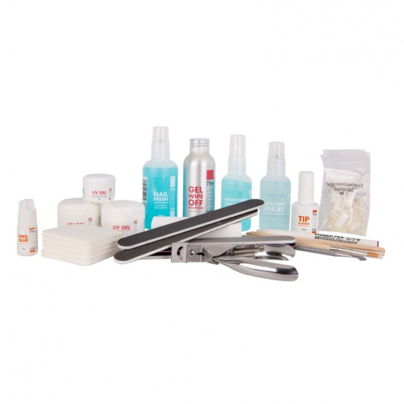 The Edge UV Gel Nail Kit without Lamp