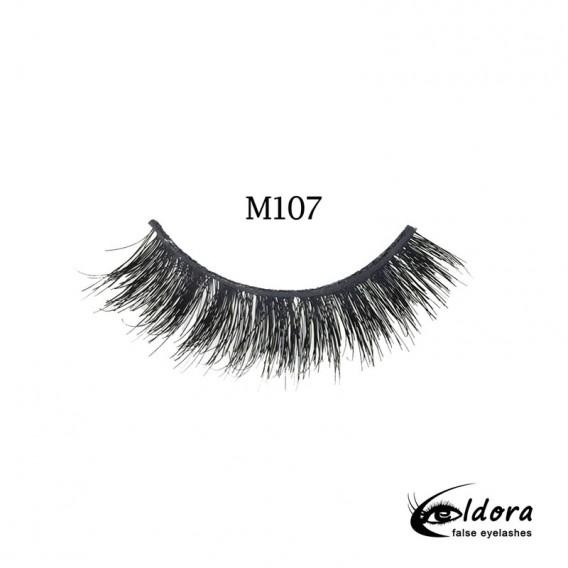 Eldora Multi-Layered Strip Lashes M107