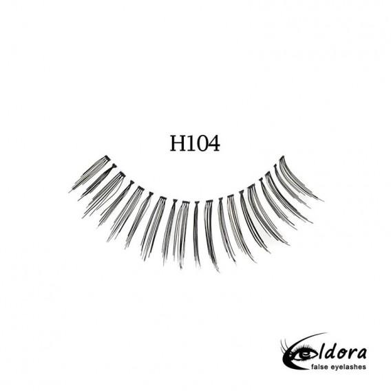 Eldora Strip Lashes H104