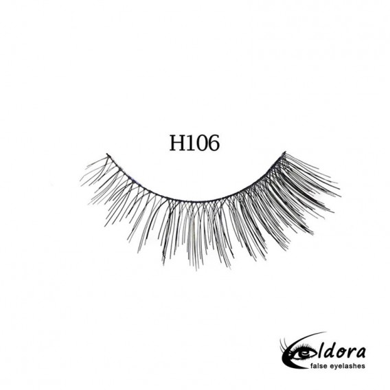 Eldora Strip Lashes H106