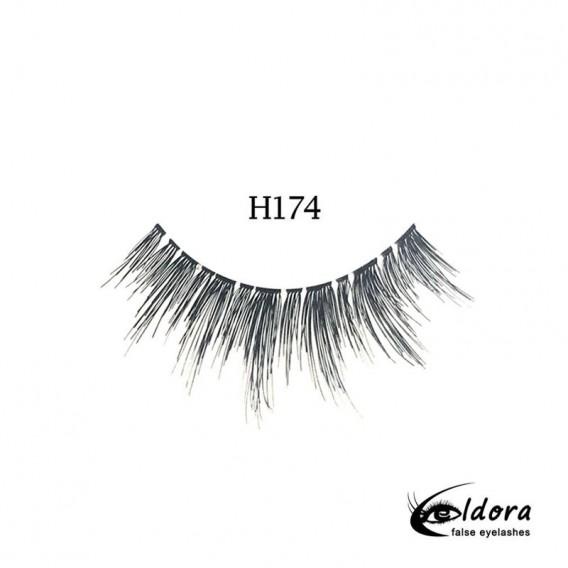 Eldora Strip Lashes H174