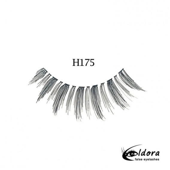 Eldora Strip Lashes H175