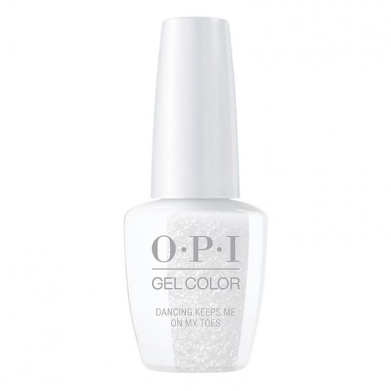 OPI Gelcolor Dancing Keeps Me on My Toes Christmas Nutcracker 15ml