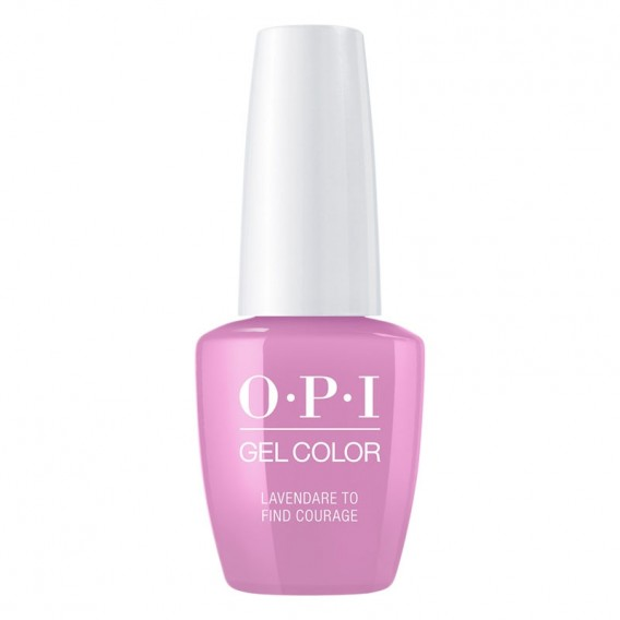 OPI Gelcolor Lavendare to Find Courage Christmas Nutcracker 15ml