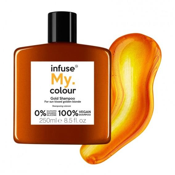 infuse My. Colour Shampoo Gold 250ml