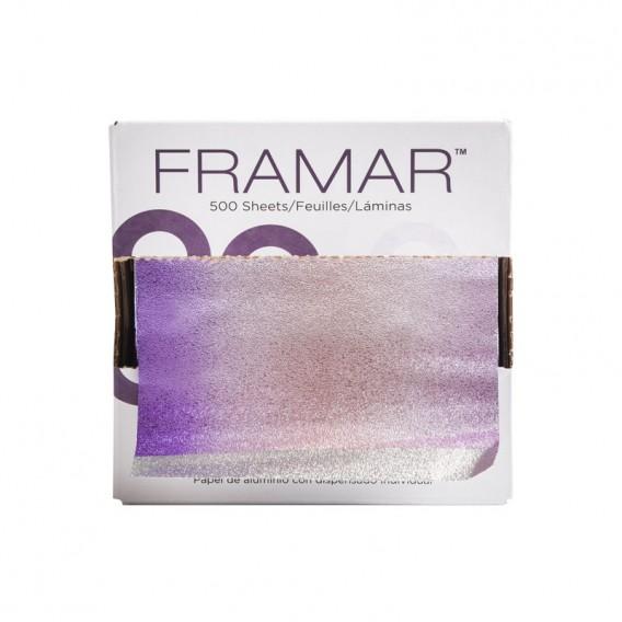 Framar Holiyay Pop Up Foil Sheets x 500 (25cm x 13cm)