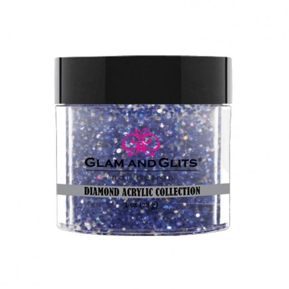 Glam and Glits Diamond Acrylic Collection Midnight Sky 28g