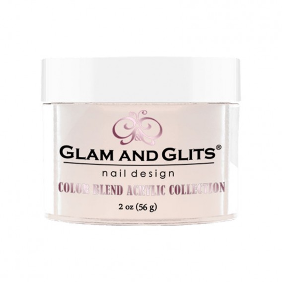 Glam and Glits Colour Blend Acrylic Collection In The Nude 56g