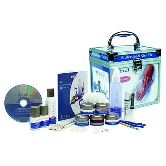 IBD The Professional Gel Kit