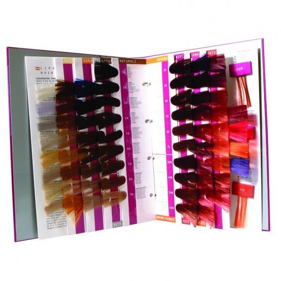 New Chenice Liposome Color Shade Chart