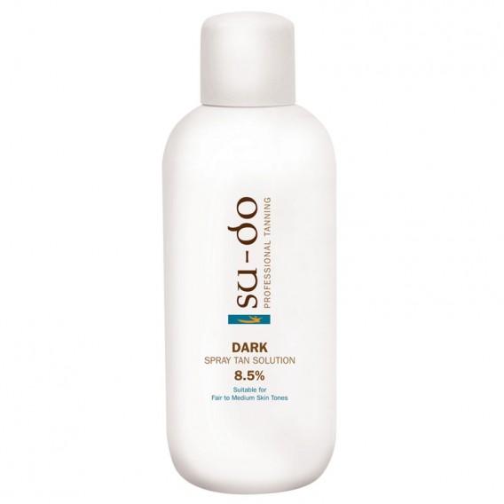 Su-do Dark 8.5% Original Spray Tanning Solution 1 Litre