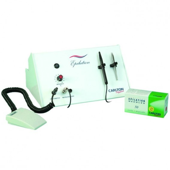 Carlton Epilation CC2308/X With Needleholder + Footswitch Epilator