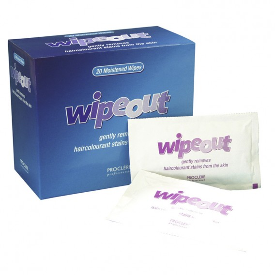 Proclere Wipeout - Stain Remover Wipes x 20