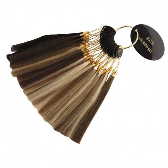 Universal Clip in Hair Extensions Colour Ring