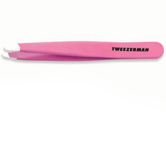 Tweezerman Slant Tweezers Pretty In Pink