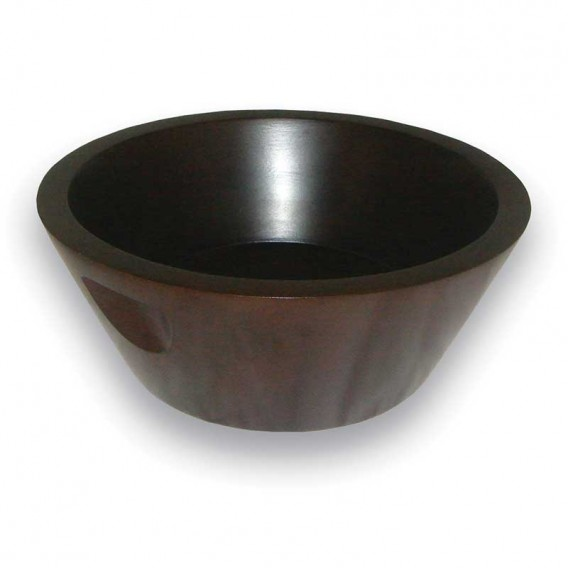 Spa Essentials Wooden Pedicure Bowl