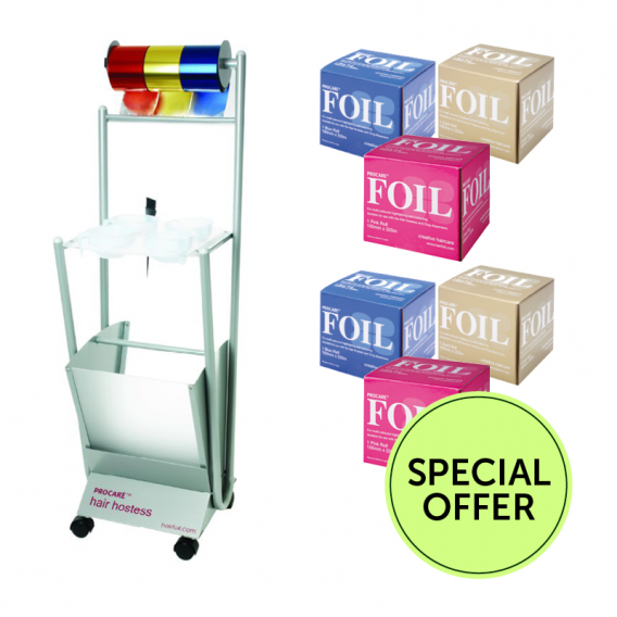 Procare Hair Hostess Trolley Special Offer