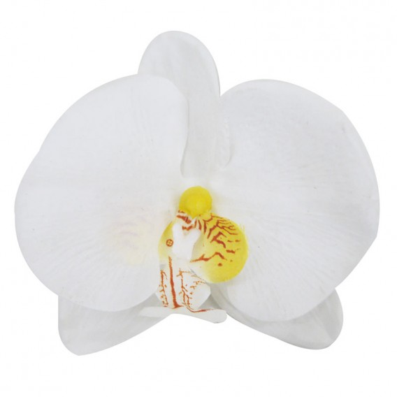 Spa Essentials Orchid Decor Head