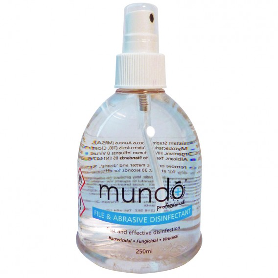 Mundo File and Tool Disinfectant Spray