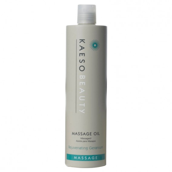 Kaeso Massage Oil with Premium Natural Oils 495ml