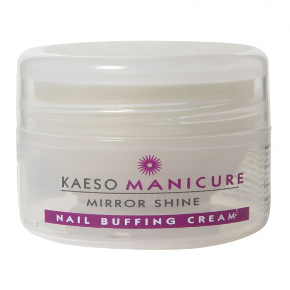 Kaeso Mirror Shine Nail Buffing Cream 30ml