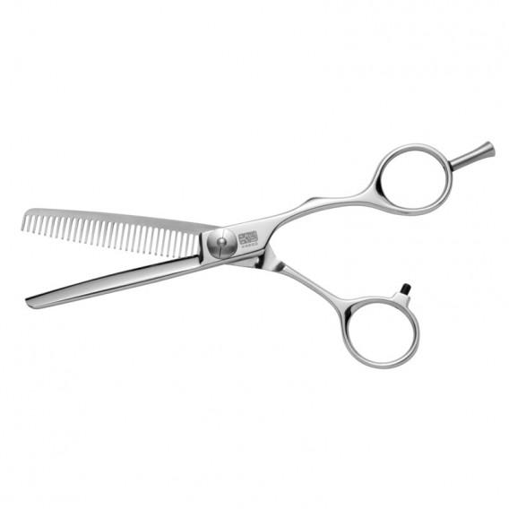 Kasho Design Master Series 6in 30 Teeth B Type Offset Texturiser Scissor
