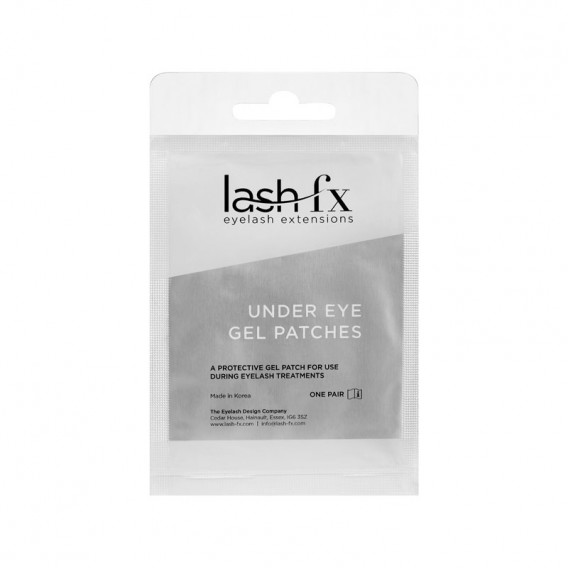 Lash FX Under Eye Anti-Wrinkle Gel Patches Original x12 Pairs
