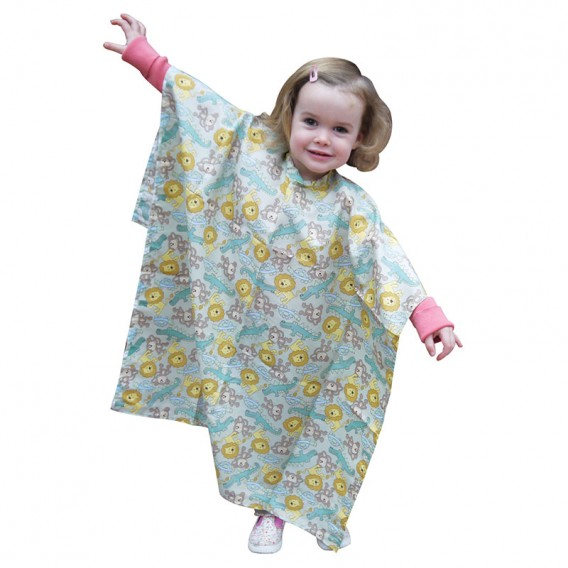 Salons Direct Zoo Pattern Children's Gown
