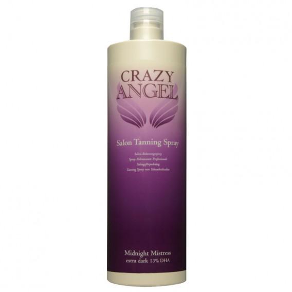 CRAZY ANGEL Tan Solution Midnight Mistress 13% DHA 1 Litre