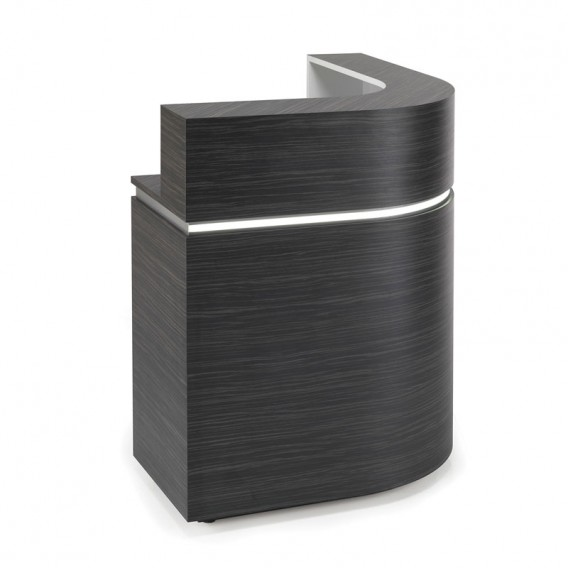 REM Saturn Reception Desk (92 x 92 x 106cm)