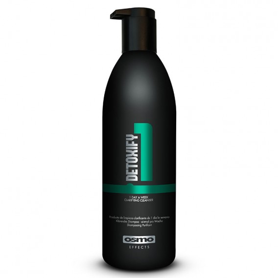OSMO Effects Detoxify Clarifying Cleanser 1 Litre