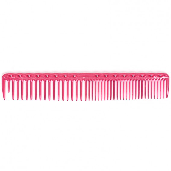 YS Park YS 338 Quick Cutting Round Tooth Grip Comb