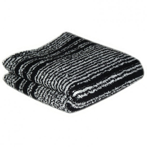 Hair Tools Black and White Tinting Towels Pack of 12