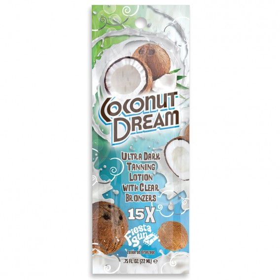 Fruity Scentsations Coconut Dream 22ml Tanning Accelerator by Fiesta Sun