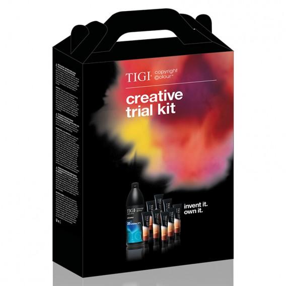 TIGI Copyright Colour Creative Trial Kit