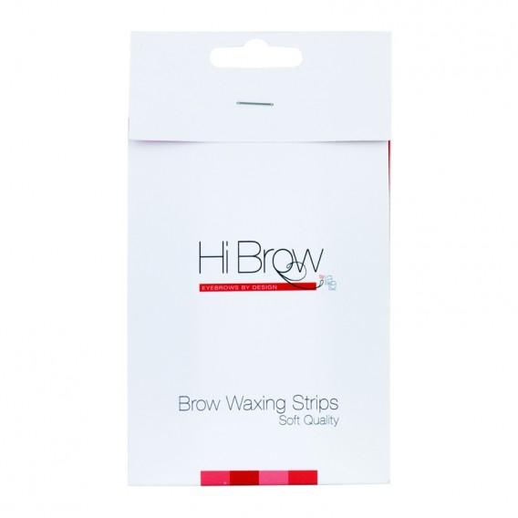Hi Brow Wax Strips Pack of 100