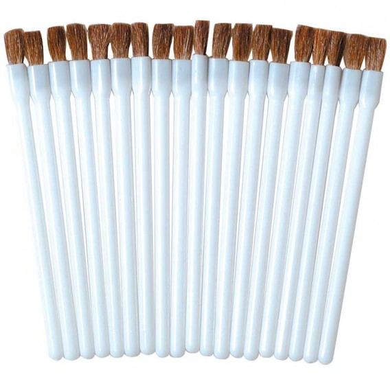 Beauty Bar Disposable Lip Brushes x 25