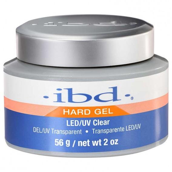 IBD LED/UV Clear Gel 2oz / 56g