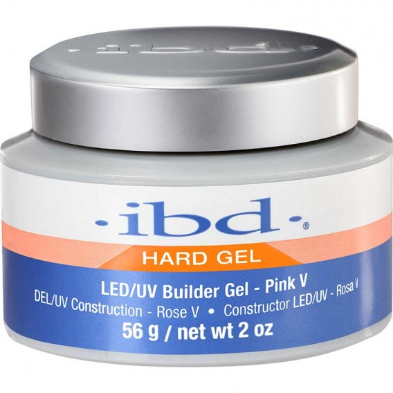IBD LED/UV Builder Gel Pink V 2oz / 56g