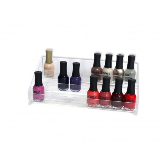 Nail Polish Stand Clear