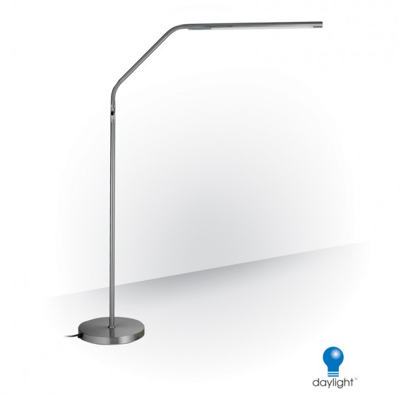 Daylight Slimline LED Floor Lamp