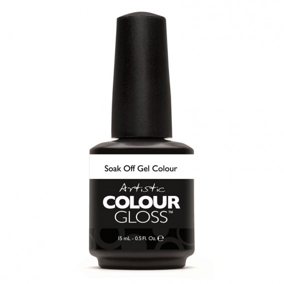 Artistic Colour Gloss Gel Polish 15ml