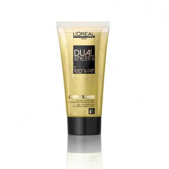 L'Oreal Dual Stylers by techni art Bouncy and Tender 150ml