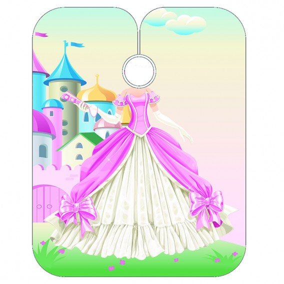 Sibel Childrens Princess Cape