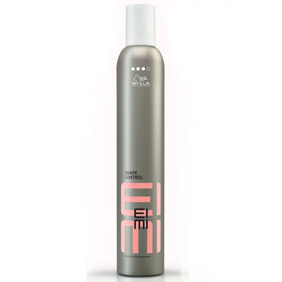 EIMI Shape Control Extra Firm Styling Mousse By Wella Professionals