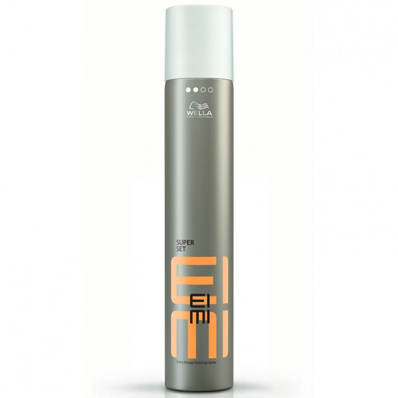 EIMI Super Set Extra Strong Finishing Spray 500ml by Wella Professionals